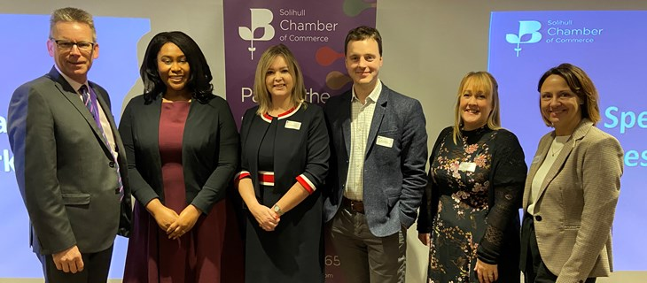 Solihull Chambers of Commerce